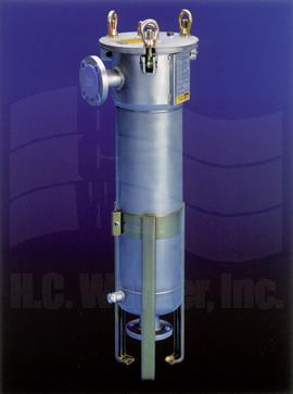 Parker Fulflo® FE Model Cartridge Filter Vessels