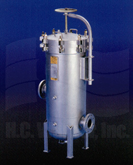 Parker Fulflo® S Series ASME Code Filter Vessels