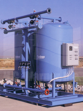 Yardney Activated Carbon System