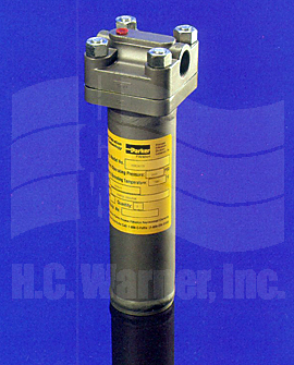 Parker High Pressure Housings