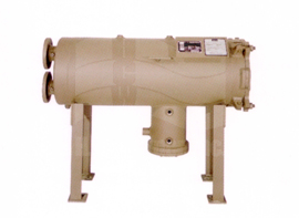 Parker Racor 5th Generation Horizontal Fuel Separator Housing