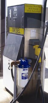 Velcon Diesel Fuel Pump Filter H C Warner Filters