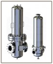 parker domnick hunter fermentation filter housings