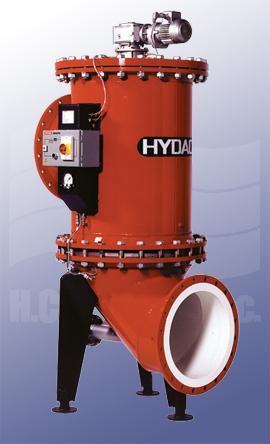 Hydac Backflushing AutoFilt RF3 Strainer