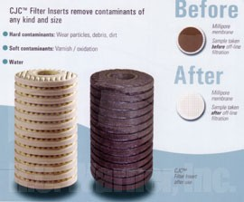 C.C. Jensen Filter Inserts