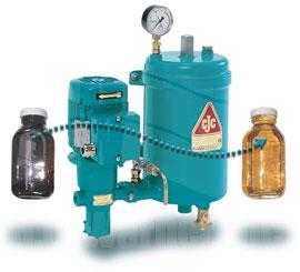 C. C. Jensen Kidney Loop Oil Filter