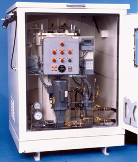 Velcon TDS5 Electric Utilities System