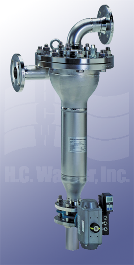 Hydac Twistflow Centrifugal Separator