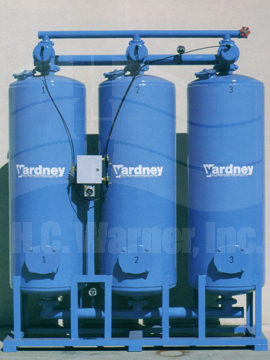 Yardney Multi Media Sand Filters