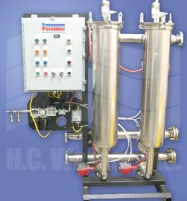 Purolator PoreRestore Automatic Backwashing Filter