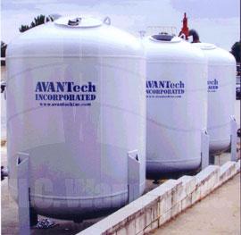Carbon Adsorption Tank