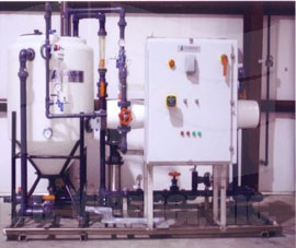 Water Processing Pilot Plant